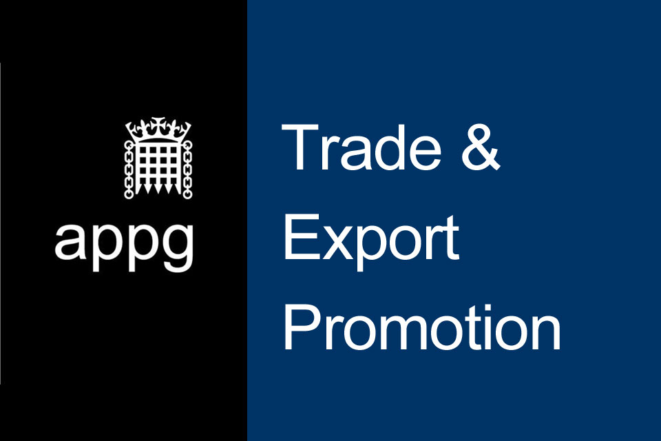 APPG for Trade & Export Promotion
