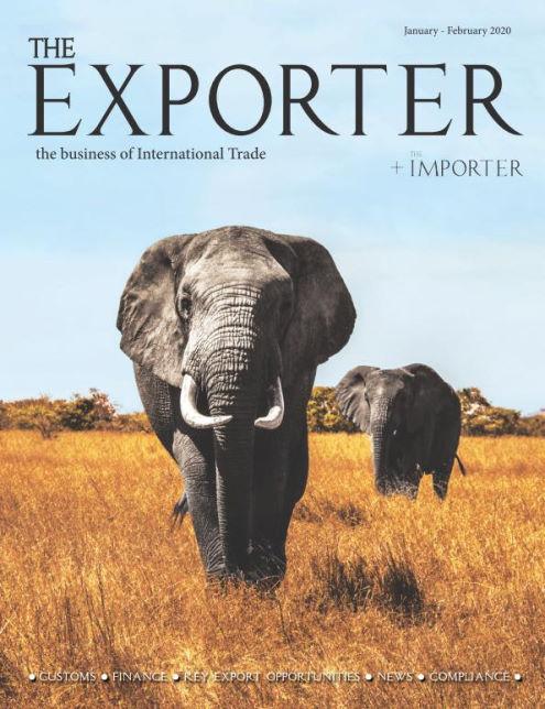 TEX Cover Jan/Feb 2020