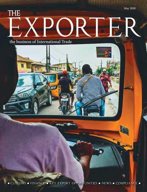 TEX Cover May 2020