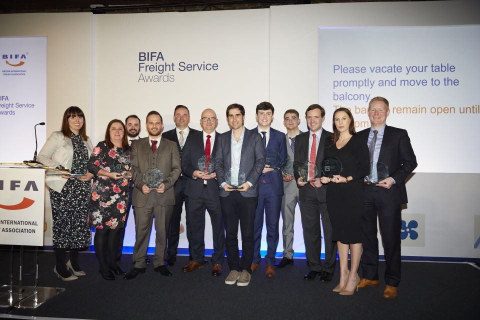 BIFA Award Winners 2019
