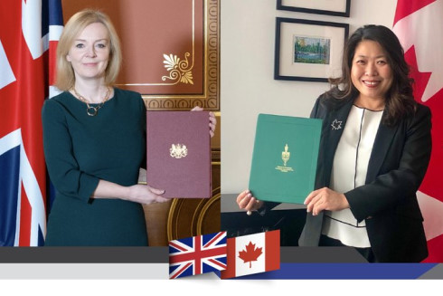 UK Canada Agreement