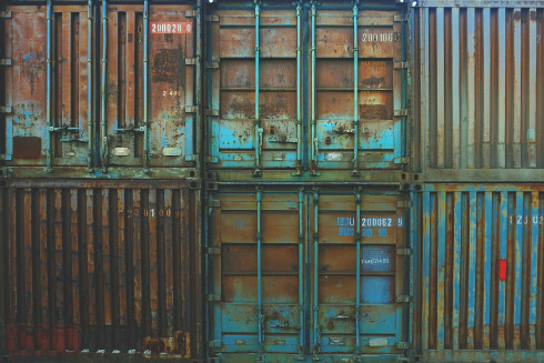Rusted Containers